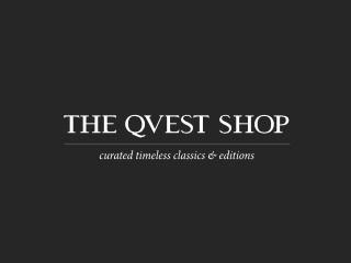 QVEST Shop