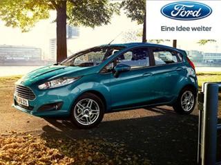 Ford Mobile Website